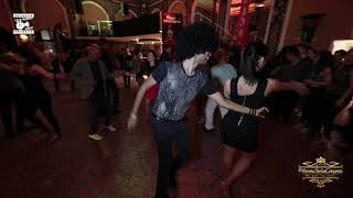 Nader & Ella Jauk - social dancing @ Vienna Salsa Congress 2018