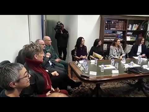 Constituida la Comisión Provincial de Violencia de Género