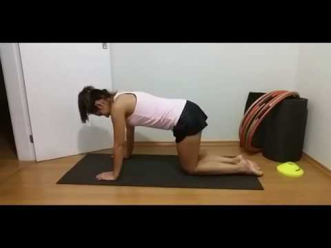 Alivie suas dores na coluna | Pilates Solo
