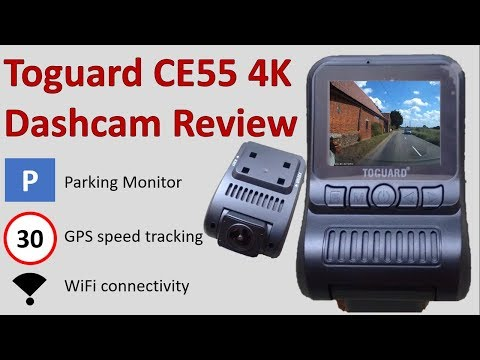 Toguard CE55 Dashcam *FULL REVIEW*