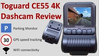 Toguard CE55 Dashcam *FULL REVIEW*