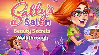 Скачать Sally S Salon Beauty Secrets Level 6 1 HD