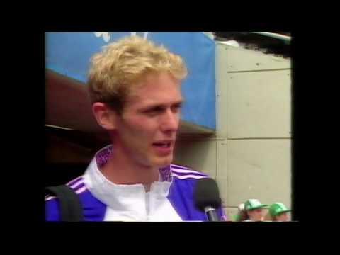 3939 Olympic Track & Field 1992 Interview Matthew Yates