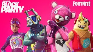 Fortnite Summer Block Party Day 2: Celebrity Pro-Am - IGN Live