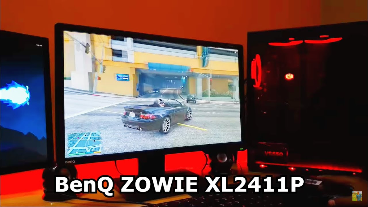 BenQ Zowie XL2411P Review 2019: 144Hz eSports Gaming Monitor