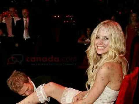 Avril Lavigne Wedding