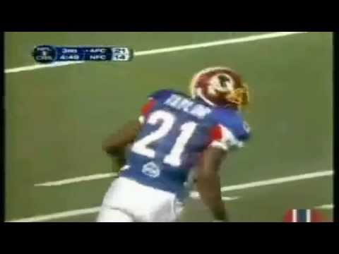 JR Calls Sean Taylor Killing the Punter