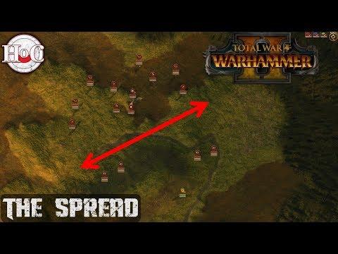 The Spread - Total War Warhammer 2 - Online Battle 270