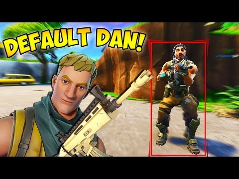 Do FORTNITE Players Remember DEFAULT DAN The AIMBOT HACKER!?!