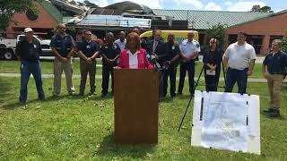 CEMA Press Conference Regarding Severe Weather Outbreak