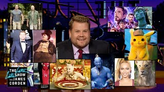 James Corden Recaps a Very Busy Summer 2019