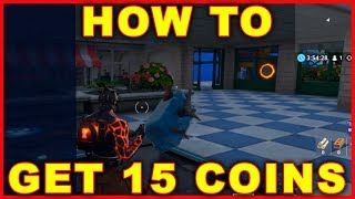 Fortnite: How to Get 15 Creative Mode Coins Challenge (OVERTIME CHALLENGES)