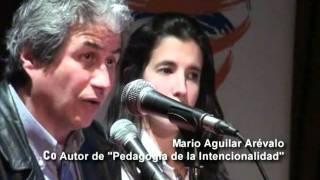 Libro Pedagogía de la Intencionalidad, 2da edición, Charla de presentación en Argentina