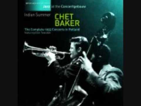 Клип Chet Baker - Someone to Watch Over Me