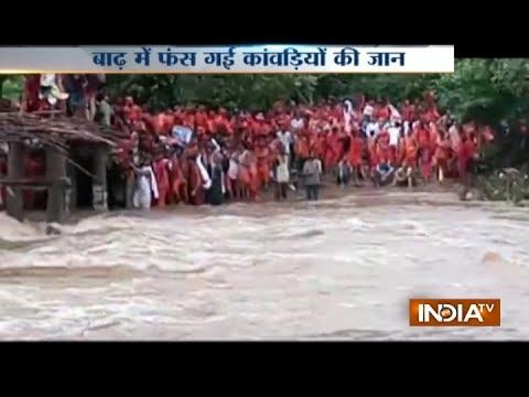 Rain, flood, landslide wreak havoc across India