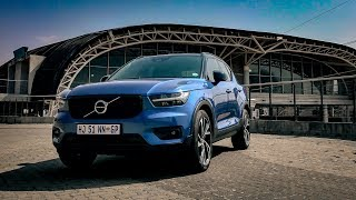 2018 Volvo XC40 D4 AWD R-Design - Review