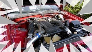 Pirooz's 1JZ Drift SC300 is ready.