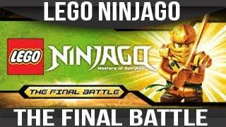 App Review: LEGO Ninjago- The Final Battle iPad Mini Gameplay [HD]