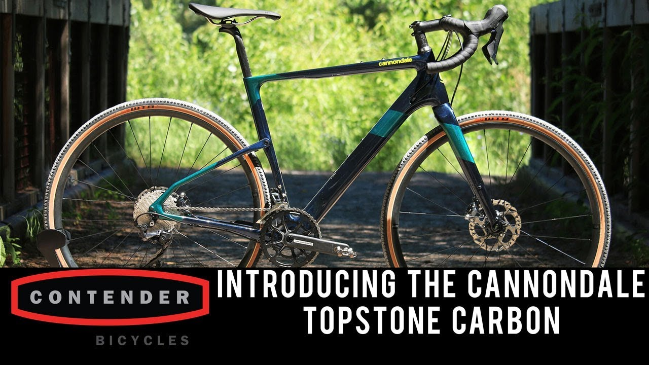Best Gravel Bikes 2020.Introducing The All New 2020 Cannondale Topstone Carbon Gravel Bike
