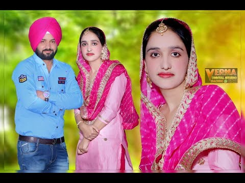 Ramandeep Kaur Weds Harpreet Singh Live By-  Verma Digital Studio Dacher M:-7206794282