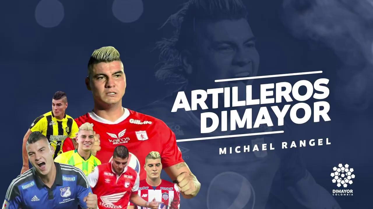Artilleros Dimayor: Michael Rangel