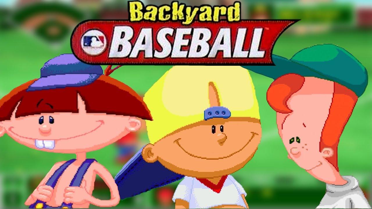 Backyard Baseball Pablo Sanchez Is The Goat Youtube