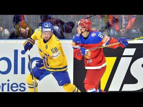 Россия - Швеция Хоккей 5 мая. Обзор матча. Счет 2:1. ЧЕМПИОНАТ МИРА ПО ХОККЕЮ 2017