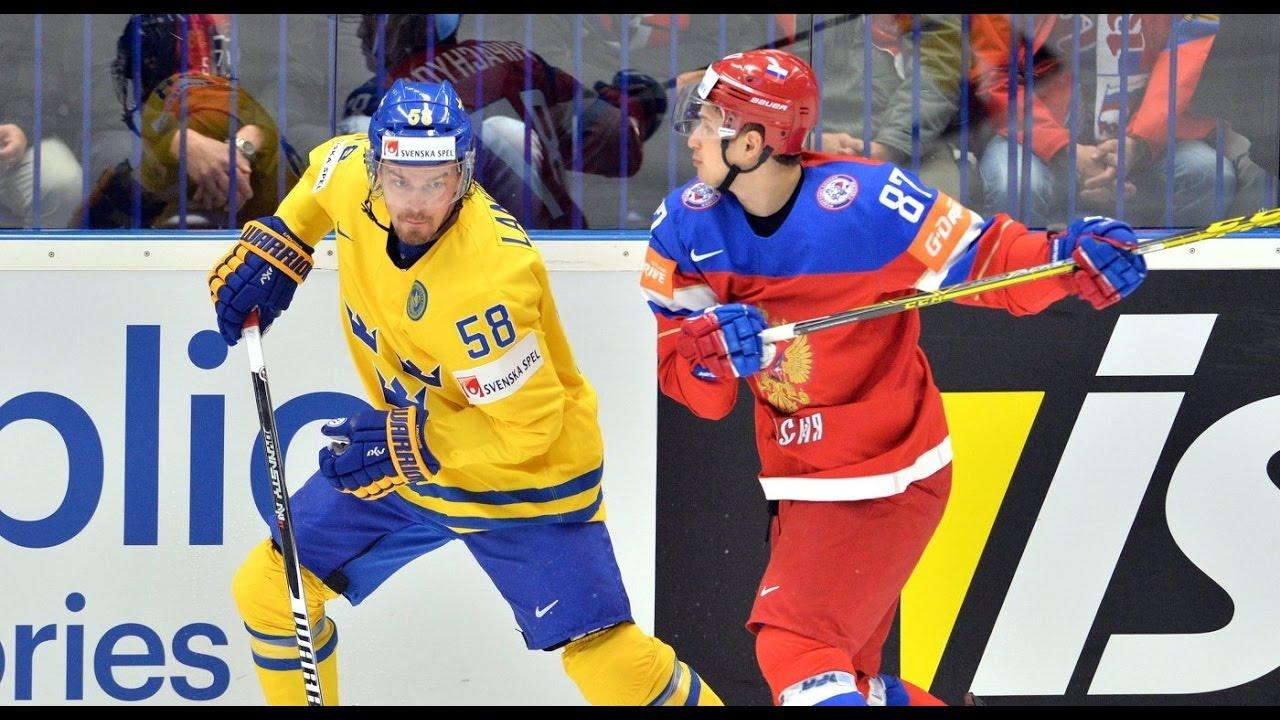 Россия  Канада  16122017  Еврохоккейтур 20172018