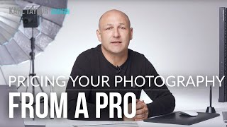 Photography pricing - How much to charge for your photography