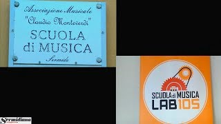 MONTEVERDI e LAB 105 Unica Scuola di Musica