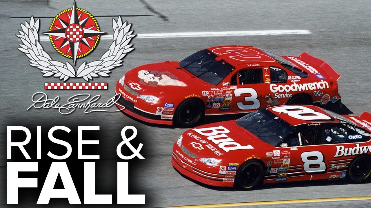 Dale Earnhardt Inc The Rise And Fall Youtube Bob, this doesn't look good. dale earnhardt inc the rise and fall