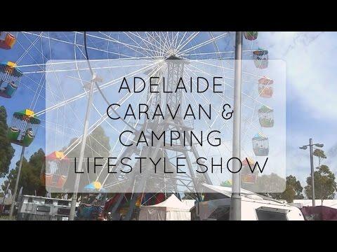 |Adelaide Caravan & Camping Show | Vlog 2016