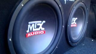 "Video 2 12"" MTX Subs Epic Bass! 1200 Watts download MP3, 3GP, MP4, WEBM, AVI, FLV Agustus 2018"