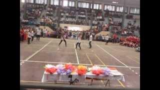 THPT Vân Nội  Bước nhảy xì - teen Đông Anh 2013