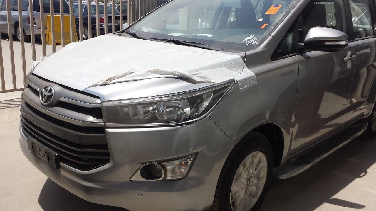 New Venturer Vs Innova Grand Avanza Biru تويوتا انوفا 2016 الجديدة كليا سعودى Toyota