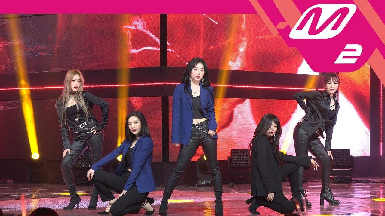 [MPD직캠] 레드벨벳 직캠 4K 'Bad Boy' (Red Velvet FanCam) | @MCOUNTDOWN_2018.2.8