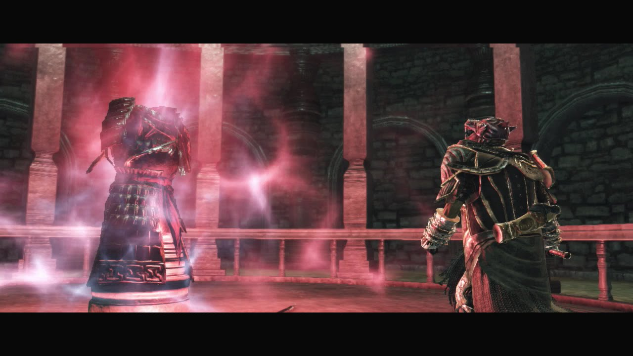 Dark Souls 2 Crown Of The Old Iron King Sir Alonne Boss Fight