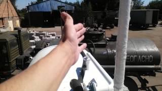 #92 Производим слив топлива в модульная азс. Бизнес с нуля