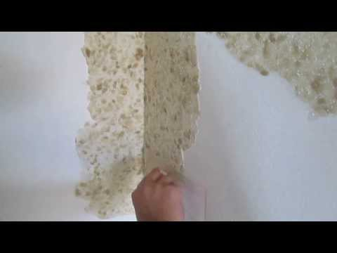 Мастер класс по нанесению жидких обоев Silk Plaster