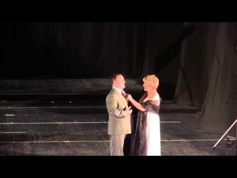 Love Duet From Act 1 Of Tosca - 2015 Med Opera Studio Concert In Gela, Sicily