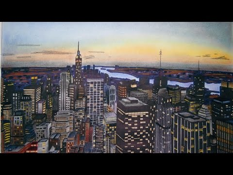 new-york-city-drawing-(time-lapse)