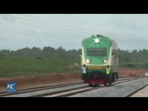Nigerian commuters travel more by Chinese constructed railway system