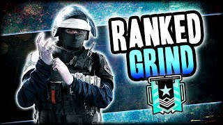 THE RANKED GRIND!!  New Season - New Rank | Operation Health (Rainbow Six Siege)