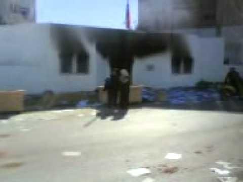 poste de police bohsina sousse tunisie