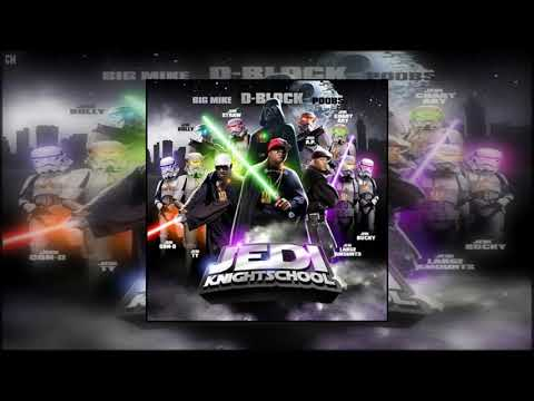 D-Block - Jedi Knightschool [Full Mixtape + Download Link] [2008]