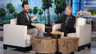 Billy Eichner Is on Ellen!