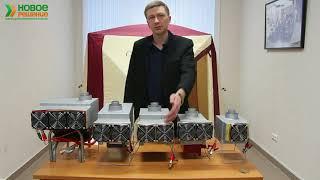 Обзор теплообменников, как выбрать теплообменник для зимней палатки