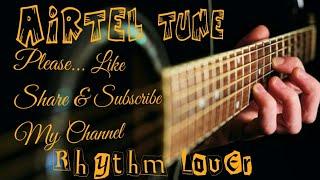 Airtel theme tune / Ringtone / Guitar lesson / A.R Rahman tune