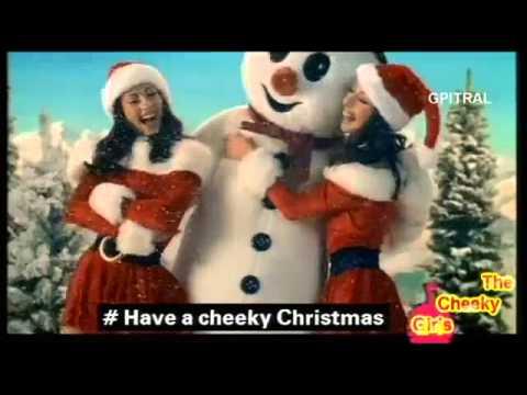 Have a cheeky Xmas The Cheeky Girls lyrics