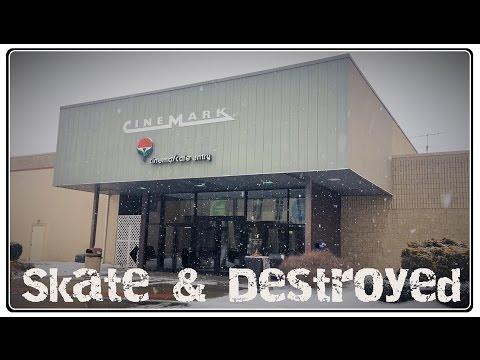 Dead Mall Carnation City Mall Alliance Ohio : Urban Exploration Series Skate & Destroyed Ep 6